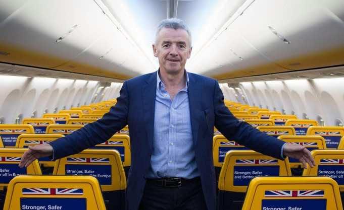 Ryanair CEO Says Terrorists Are Generally Single Muslim Men