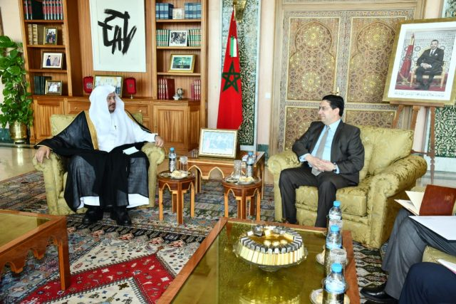 Saudi Officials Visit Rabat to Discuss Morocco-Saudi Arabia Relations