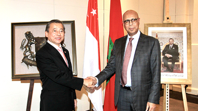 Singapore Opens Honorary Consulate in Casablanca