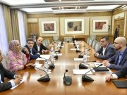 Spanish Coalition Party Receives Polisario Delegation, Expresses Solidarity with Saharawis