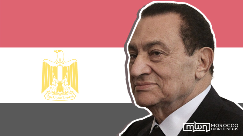 Three Days of National Mourning Declared Across Egypt to Mark Mubarak's Death