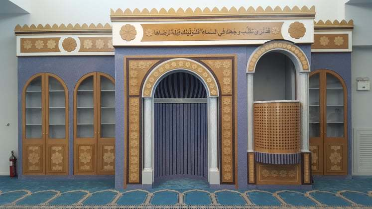 First Mosque of Greece to Open its Doors Upcoming Spring