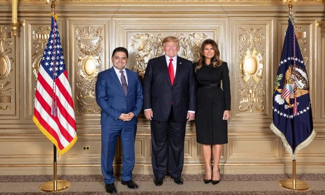 Trump Allegedly Wants Morocco's Support Against Iran