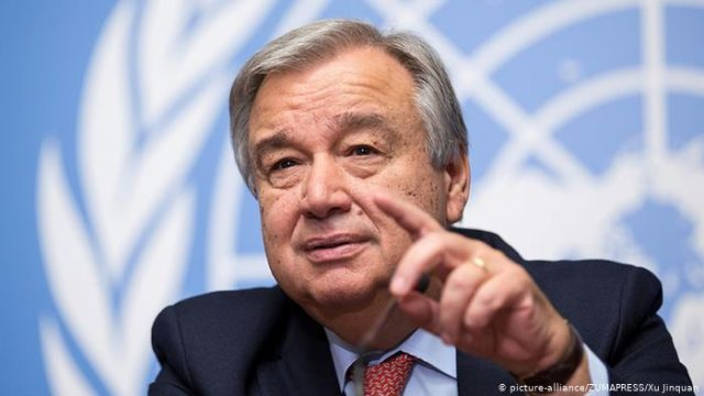 UN Chief, Western Sahara Conflict Is Complex