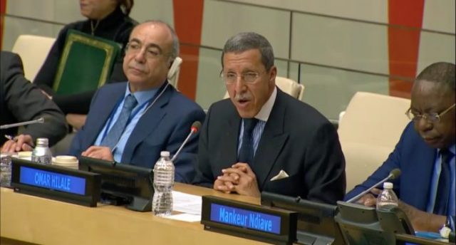 UN High-Level Meeting Spotlights Morocco's Efforts to Promote Peace in Africa