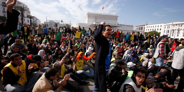 Unemployment Rate in Morocco Highest Among University Graduates