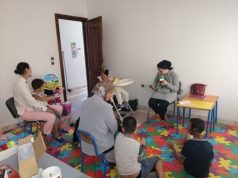children with autism in Morocco