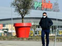 Italy Under Lockdown as Novel Coronavirus Spreads