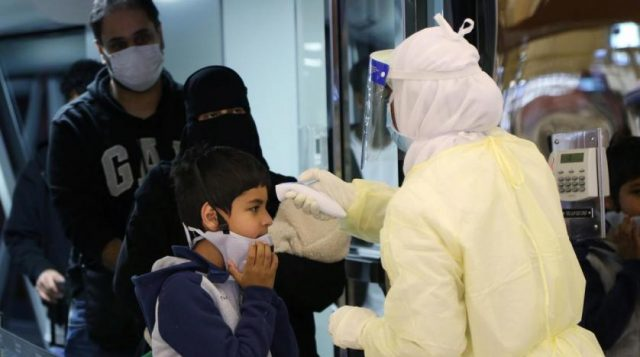 2,476 Coronavirus Cases Test Positive in Gulf Countries