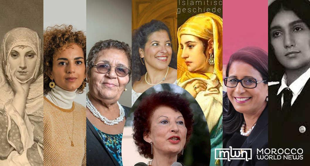 Morocco women of 10 Useful