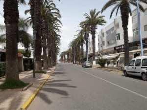 Empty Streets Illustrate Morocco's Commitment to Combatting COVID-19