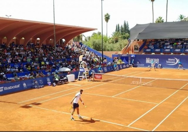 ATP Suspends Moroccan Tennis Tournament Grand Prix Hassan II