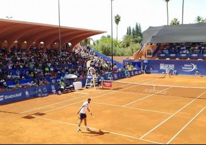 ATP Suspends Moroccan Tennis Tournament Grand Prix Hassan II