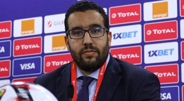 CAF Appoints Moroccan Abdelmounaim Bah as Acting Secretary General