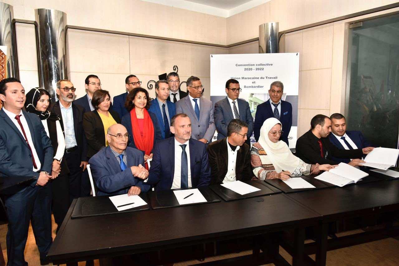 Aeronautics: Bombardier to Advance Production Quality in Morocco