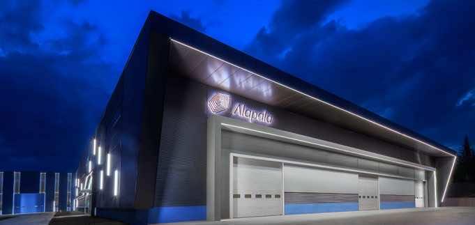 Turkish Company Alapala Completes Construction on El Jadida Flour Mill