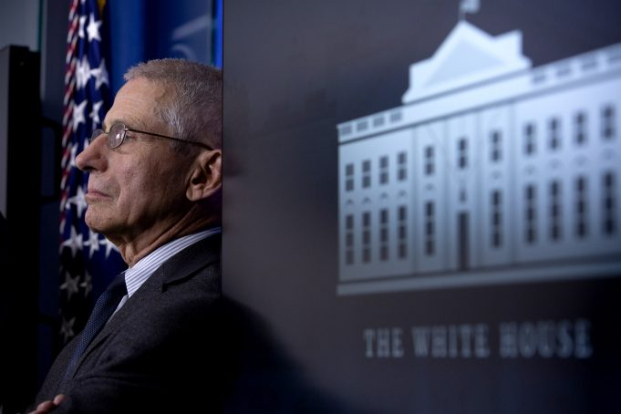Anthony Fauci Predicts Millions of COVID-19 Cases, 100,000 Deaths in US