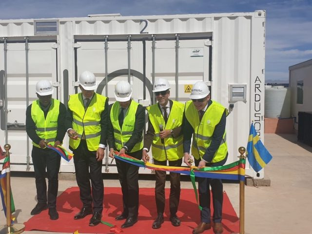 Azelio CEO; Morocco's Noor Power Station is 'Global Center of Knowledge'