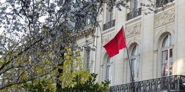Moroccan Embassy in Paris