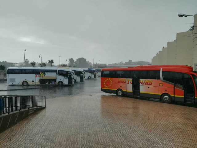 COVID-19 Morocco to Suspend Intercity Buses
