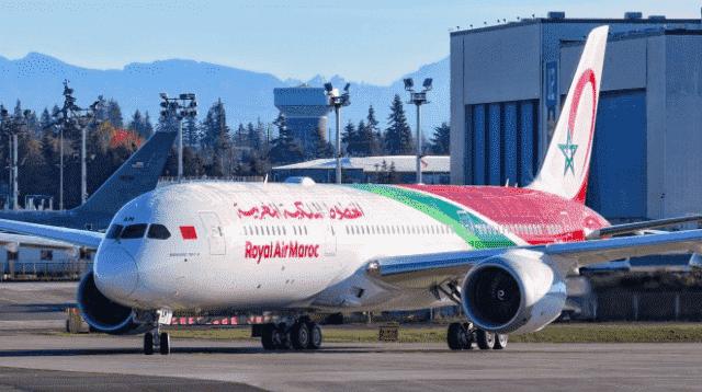 COVID-19; Royal Air Maroc Suspends Local Flights Until Further Notice