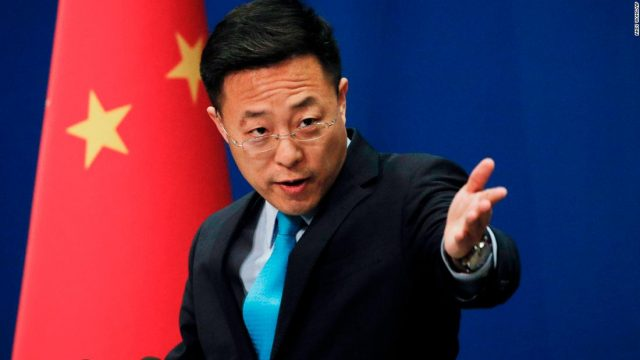 Chinese Official Suggests US Brought Coronavirus to Wuhan