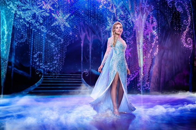 Ciara Renee on Becoming the New Elsa in Disney's 'Frozen' on Broadway