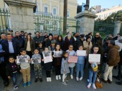 Demonstrators in France Denounce Expulsion of Moroccan Family from Ajaccio