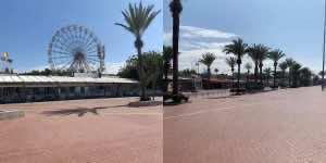 Empty Streets Illustrate Morocco's Commitment to Combatting COVID-19 (1)