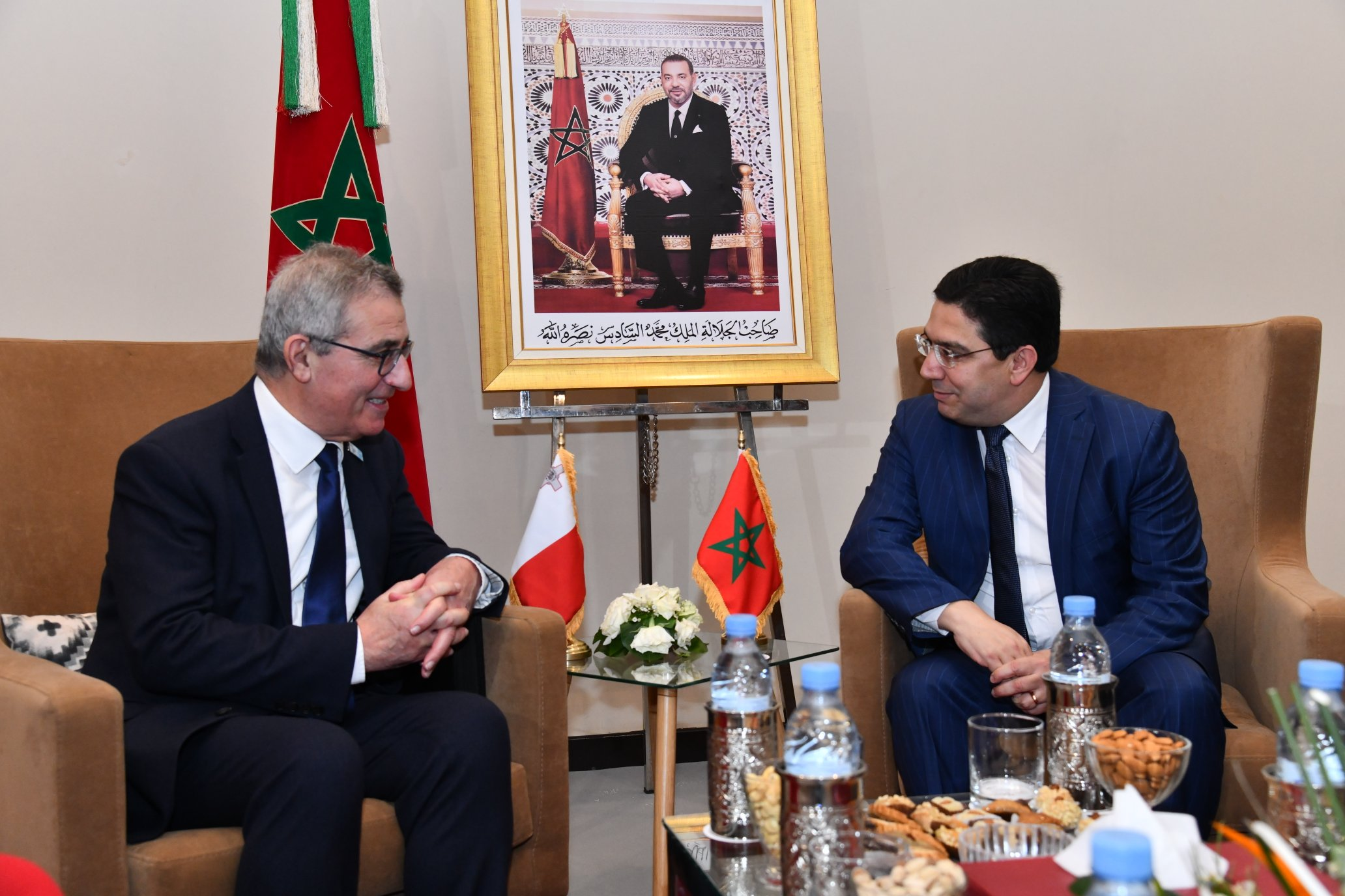 Morocco Discusses Cooperation Prospects with Malta, Portugal