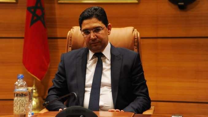 FM, Morocco's Position on Western Sahara Non-Negotiable