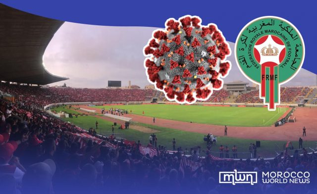 Morocco's FRMF Suspends Football Matches Until Further Notice