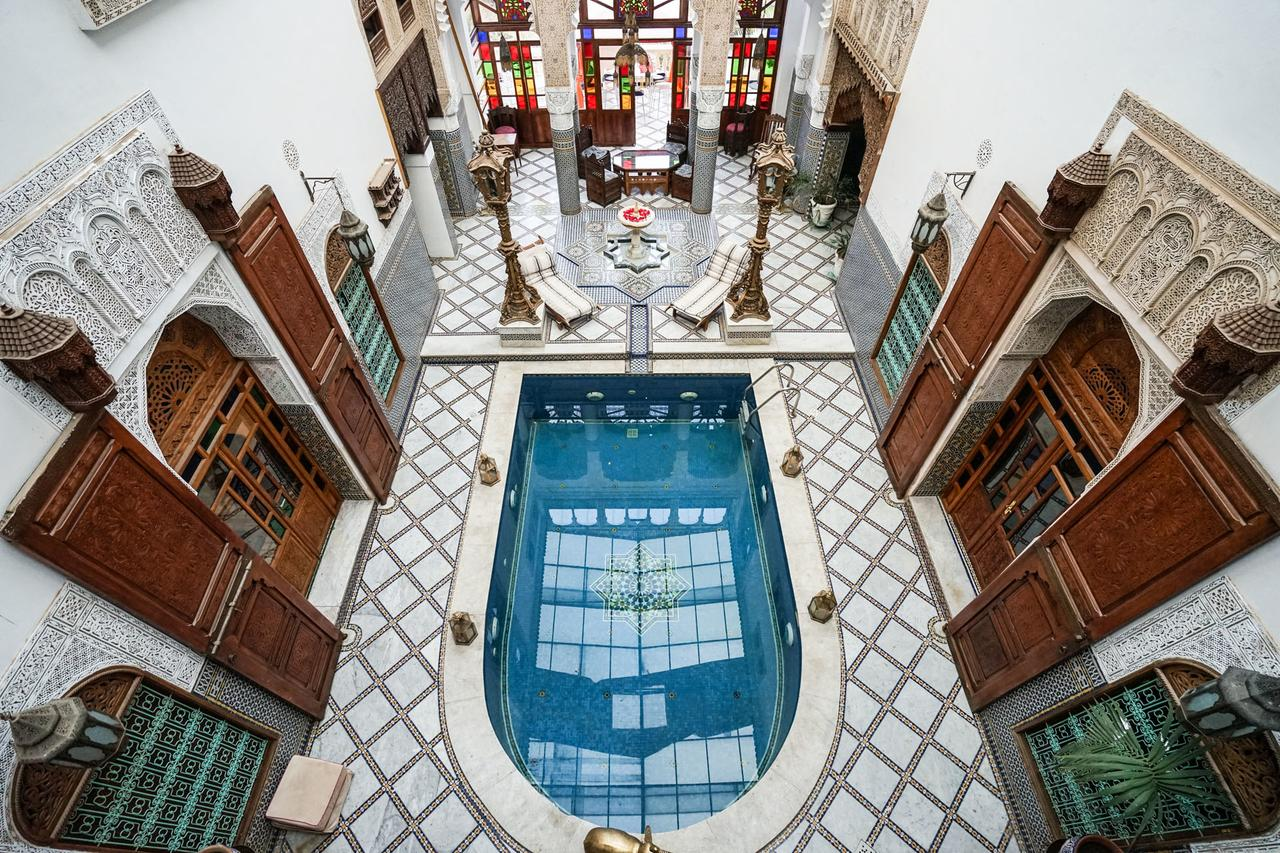 Five-Star Hotel in Fez Exemplifies Moroccan Hospitality
