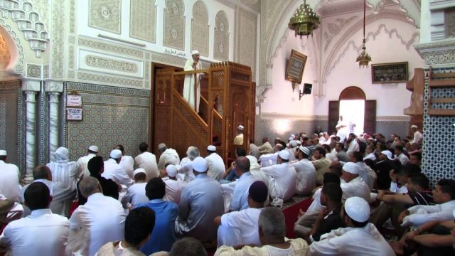 Coronavirus: Unified Speech at Friday Prayers in Morocco