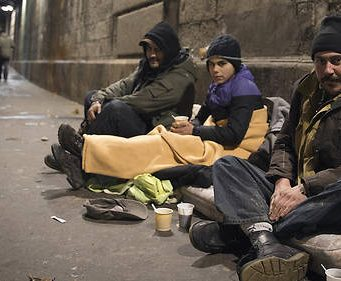 COVID-19: Homeless Center in Morocco's Sale Reaches Out