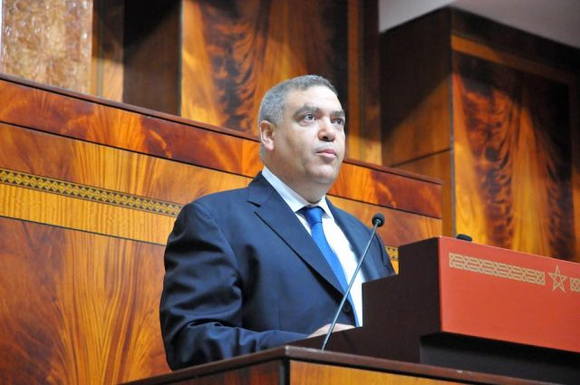 Interior Minister Urges Moroccans to Respect COVID-19 Measures