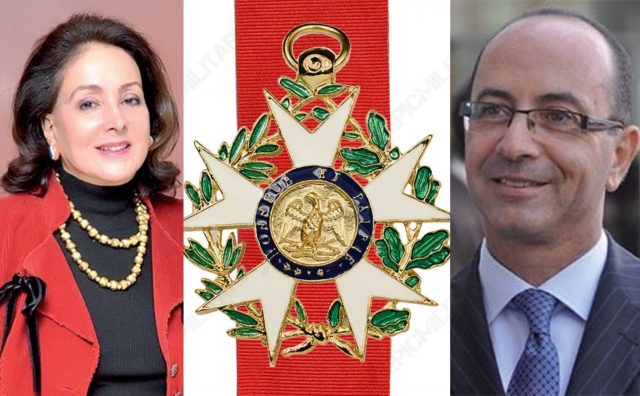 Legion of Honor: Two Moroccans Receive Highest Order of Merit in France