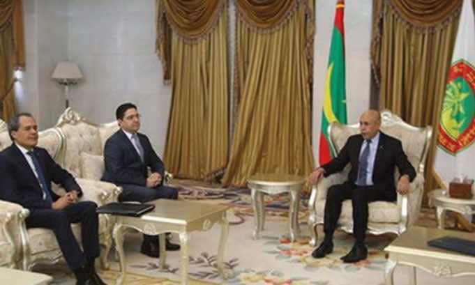 Mauritania Claims it Maintains 'Neutrality' on Western Sahara, Recognizes Self-styled SADR