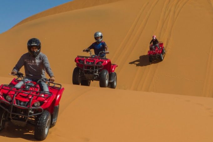 Merzouga Hotel Owners Open Doors to Stranded Tourists