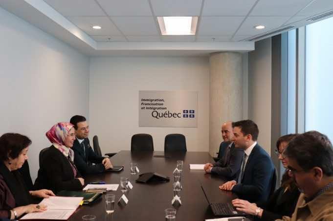 Moroccan Expatriates in Canada to Contribute to Moroccan Economy