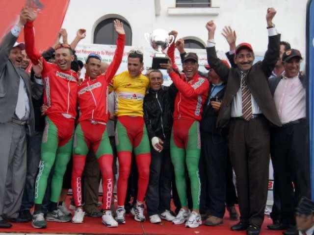 Morocco Dominates Sahel International Cycling Tour in Mauritania