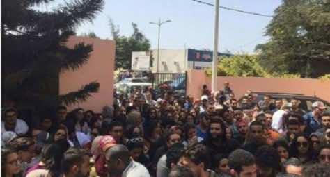 Moroccan Students Stuck in Senegal