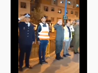 Moroccans Show Solidarity Against COVID-19 With National Anthem Tribute