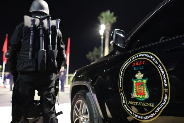 Morocco's BCIJ Dismantles 4-Member Terror Cell Near Rabat