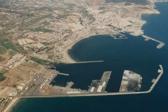 Morocco's Nador West Med Port on Track to Completion by 2023