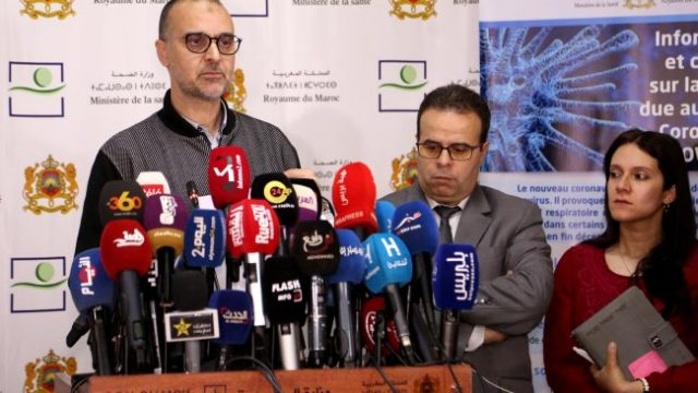 Morocco Announces 2 New Coronavirus Cases, 5 in Total