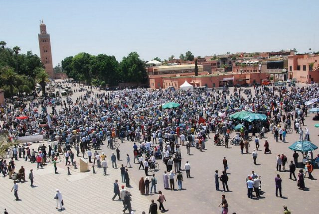 Morocco Bans Public Gatherings of Over 50 People, Cancels All Events
