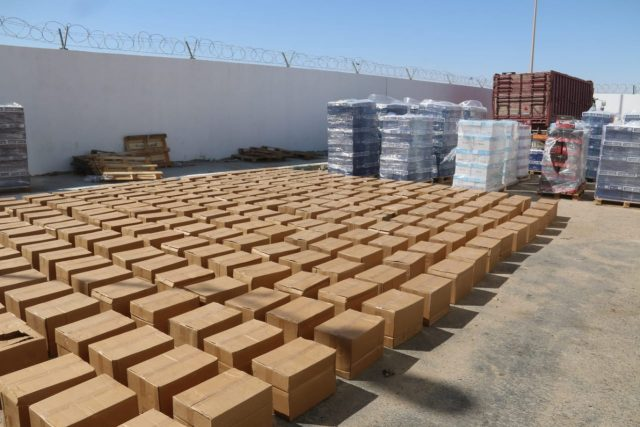 Morocco Seizes 7 Tons of Cannabis Resin in Guerguerat