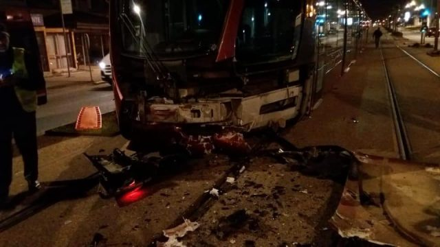 Motorist Dies in Casablanca Tramway Accident