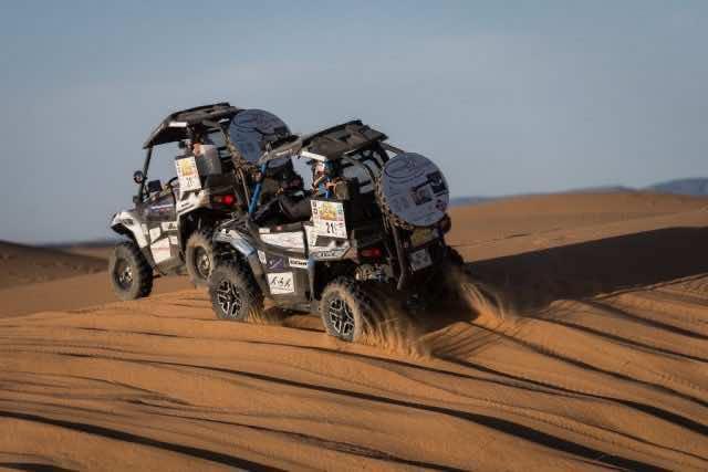 Organizers Postpone Morocco's Rallye Aicha des Gazelles
